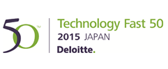 50 Technology Fast 50 2015 JAPAN Deloitte.