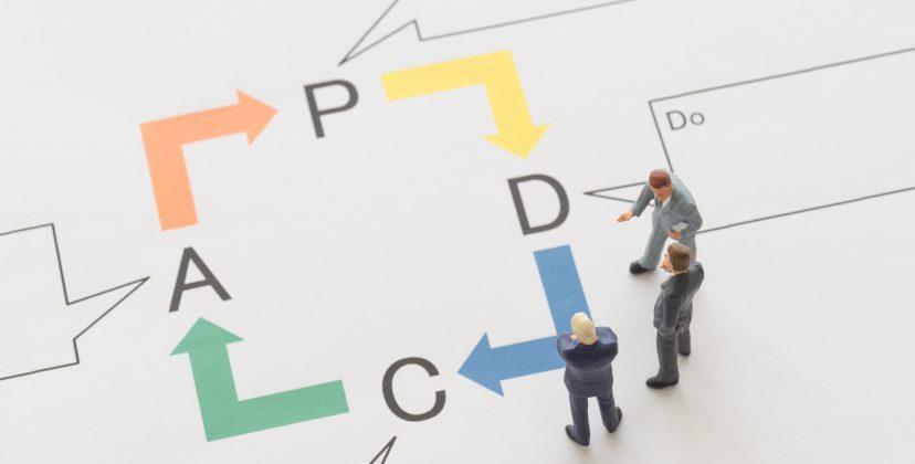 営業目標達成に向けて、営業マンが実践するPDCAサイクルの具体例