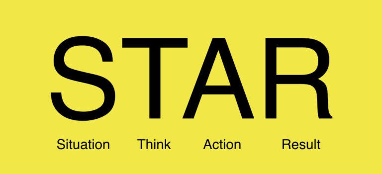 自分の気持ちを強力にコントロールできる<br>STARというコンセプト