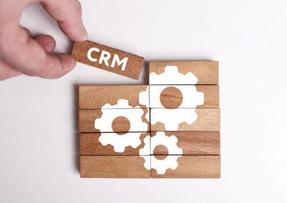 顧客管理に注力したCRM
