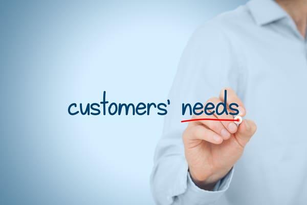 顧客のニーズを正しく把握する方法とは?「ニーズを満たす」の本当の意味