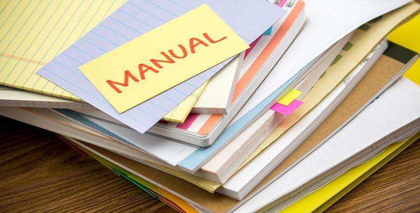 営業マニュアルの作成手順とそのポイント|その重要性についても解説!